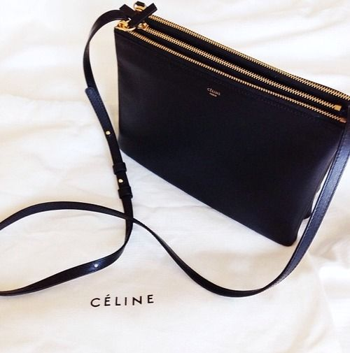 The littlest most perfect bag ever, by Céline