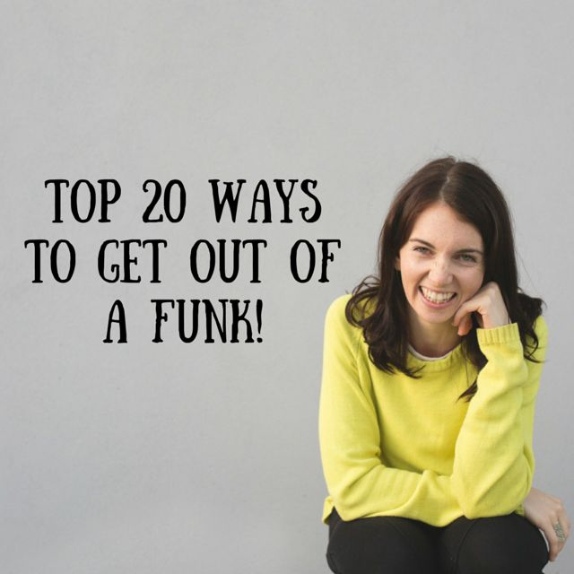 Feeling un-inspired, flat and unhappy? Need a way to feel positive again? Try my top 20 ways to instantly feel uplifted, inspired and more happy again.