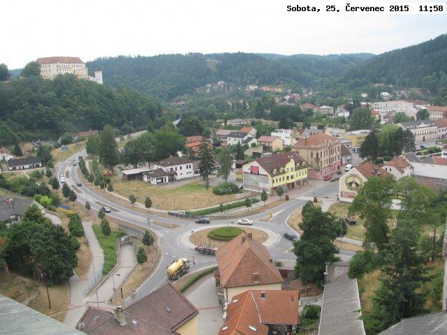 Letovice - Czech Republic Live webcams City View Weather - Euro City Cam