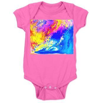 Beautiful weather Baby Bodysuit