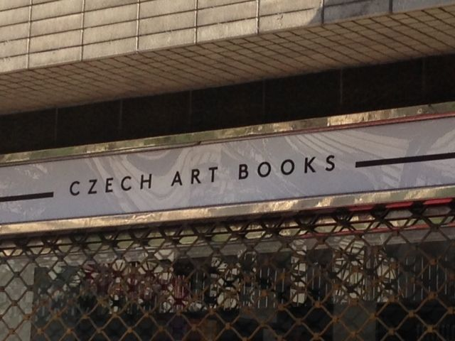 No need to add any description, just Czech artbooks...