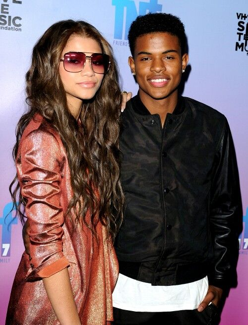zendaya and trevor jackson relationship marketing