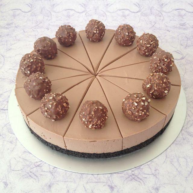 Nutella+Cheesecake