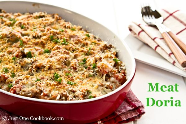 Meat Doria Recipe | JustOneCookbook.com