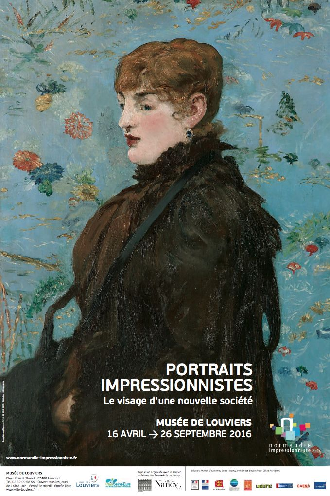 Venez visiter l'exposition du Musée de #Louviers