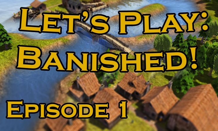 Episode 01 Released on the 18th of February 2014, Banished is the latest indie game to cause a storm on steam! Join me as I figure out this awesome new city/...