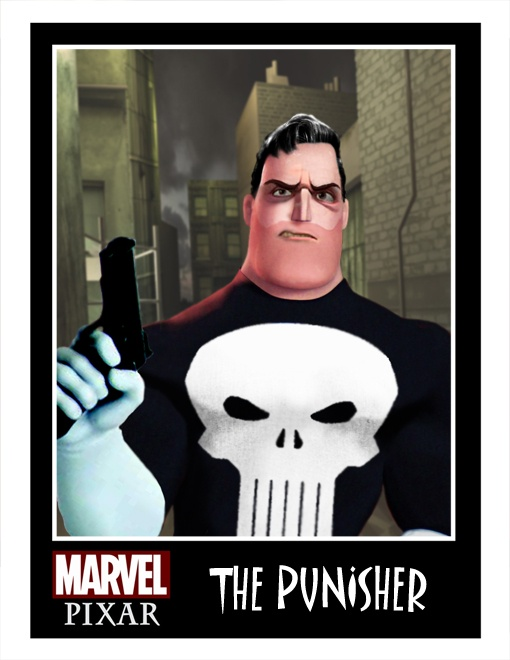 Pixar Punisher