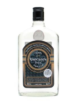 Real Irish moonshine  90% ABV! Oddly enough, all it tastes is blueberrys.  Knockeen Hills Poteen (90%) : Buy Online - The Whisky Exchange