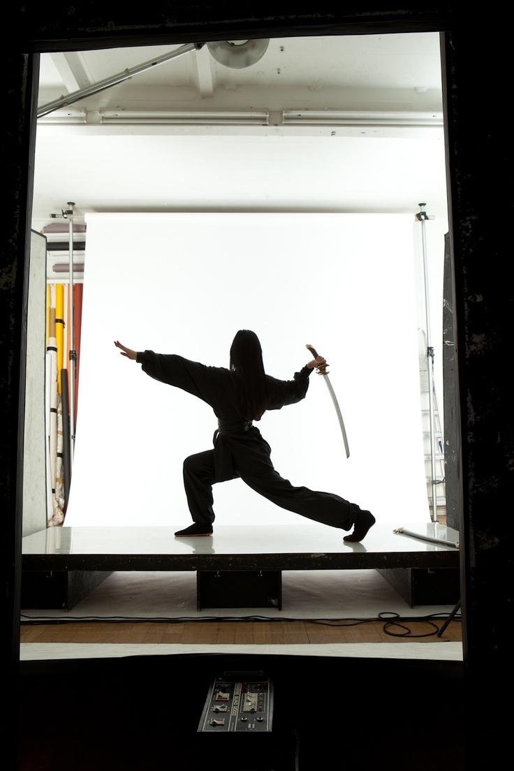 UK cover design source materials: Stormdancer - photo of model