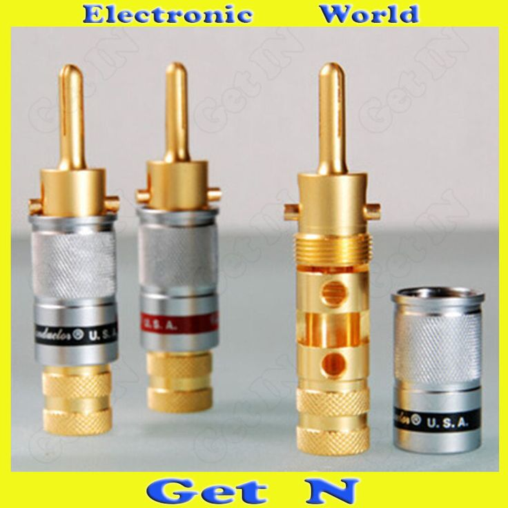 $29.10 (Buy here: https://alitems.com/g/1e8d114494ebda23ff8b16525dc3e8/?i=5&ulp=https%3A%2F%2Fwww.aliexpress.com%2Fitem%2F2pcs-MPS-24k-Gold-Plated-Shark-3-Banana-Connectors-Audio-Speaker-Amplifier-Cable-Banana-Plug-Jack%2F1000001385858.html ) 2pcs MPS 24k Gold Plated Shark-3 Banana Connectors Audio Speaker Amplifier Cable Banana Plug/Jack Socket for just $29.10