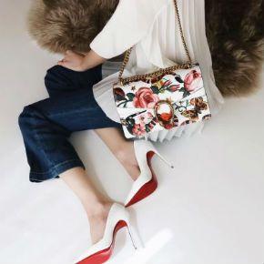 Love this floral gucci dionysus bag