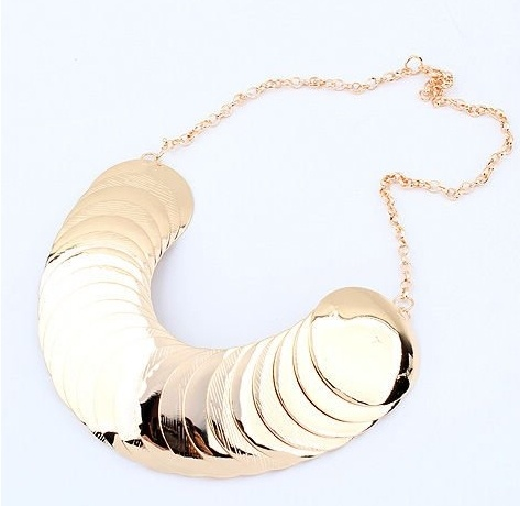 Necklace Gold Style