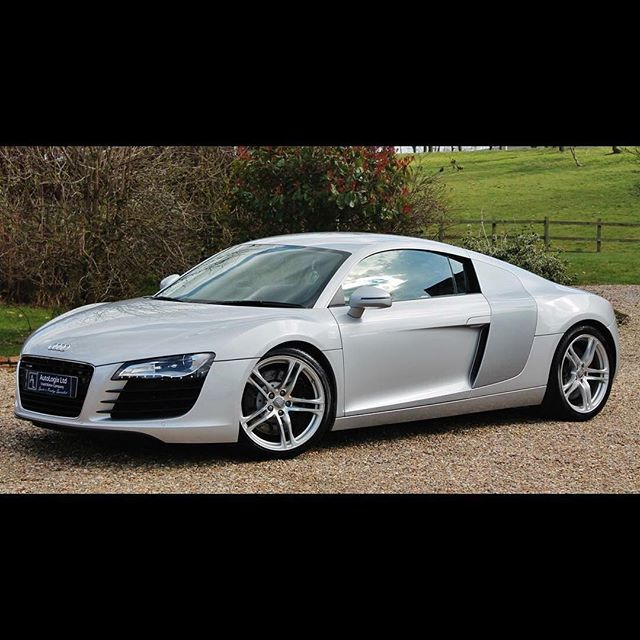 Cheap thrills? Low mileage 2007 Audi R8 V8 For sale by: Autologix Ltd. Price: $70,721  #Audi #AudiR8 #R8 #luxury #luxurycar #Lamborghini #Lambo #Mercedes #Bentley #sportscar #cars #quattro #Porsche #car #A3 #A4 #A5 #lifestyle