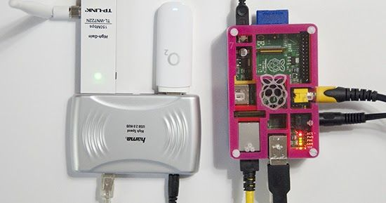 How to set up the Raspberry Pi as a WiFi access point and router with hostapd.