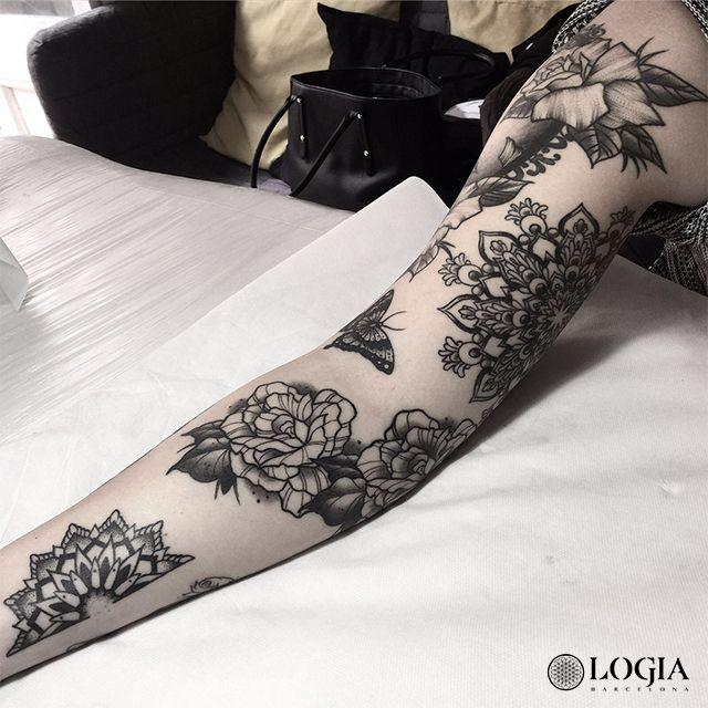 "232 Likes, 5 Comments - Logia Barcelona (@logiabarcelona) on Instagram: ""Φ Artist VICTOR DALMAU Φ @dalmau_tattoo ☎️ (+34) 93 2506168 📧 info@logiabarcelona.com ⌨️…"""