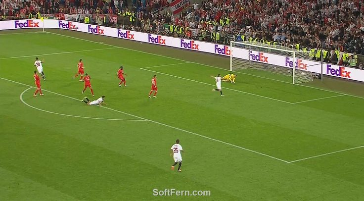 This is the second goal by Sevilla scored by Coke.        Liverpool vs Sevilla, 1 - 3. Europa League final is over. ... 34  PHOTOS        ... Sevilla have been crowned Europa League champions after coming from behind to beat Liverpool in Basel.        Posted from:          http://softfern.com/NewsDtls.aspx?id=1091&catgry=6            SoftFern News, SoftFern Sport News, SoftFern Football News, photos of Sevilla, video, all goals, the best moments, Grzegorz Krychowiak, Unai Emery, 2016 Europa…