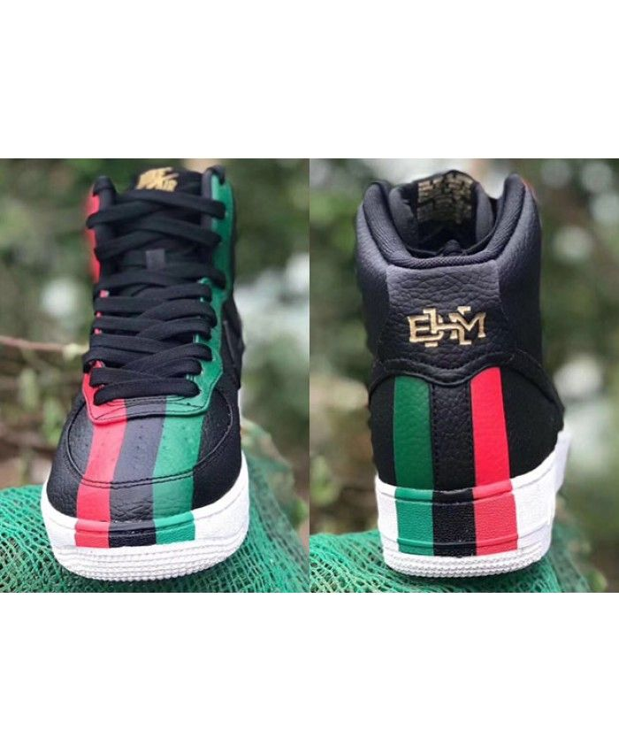 best sneakers 06514 89a70 Nike Air Force 1 High Bhm Pan African Shoes Sale UK