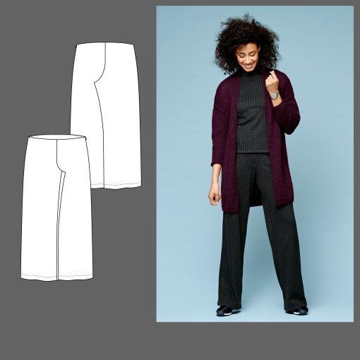 Trousers - Stoff & Stil