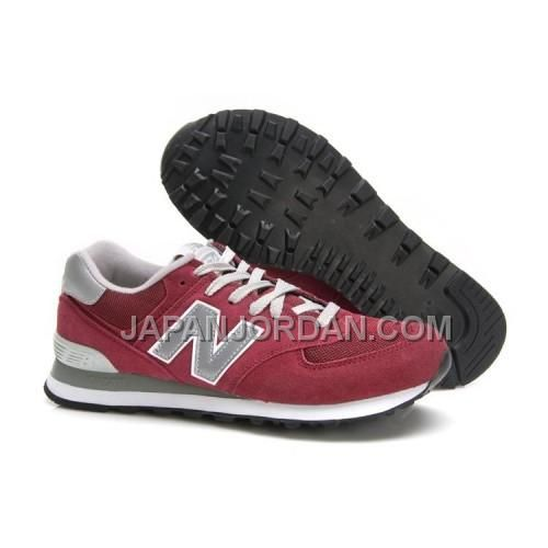 http://www.japanjordan.com/new-balance-574-mens-red-silver-shoes.html NEW BALANCE 574 MENS 赤 銀 SHOES 割引販売 Only ¥7,598 , Free Shipping!
