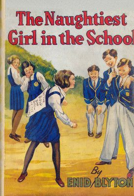 The Naughtiest Girl in the School by Enid Blyton. What suprised me was that she was naughty in the beginning but then she was kind at the end. Lauren