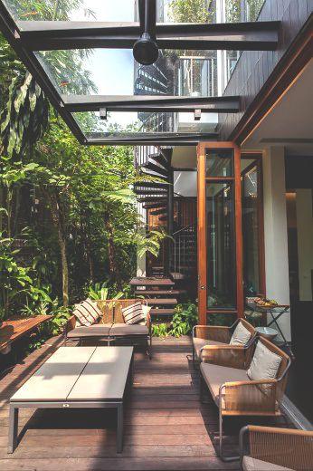 Garden Villa by Aamer Architecture