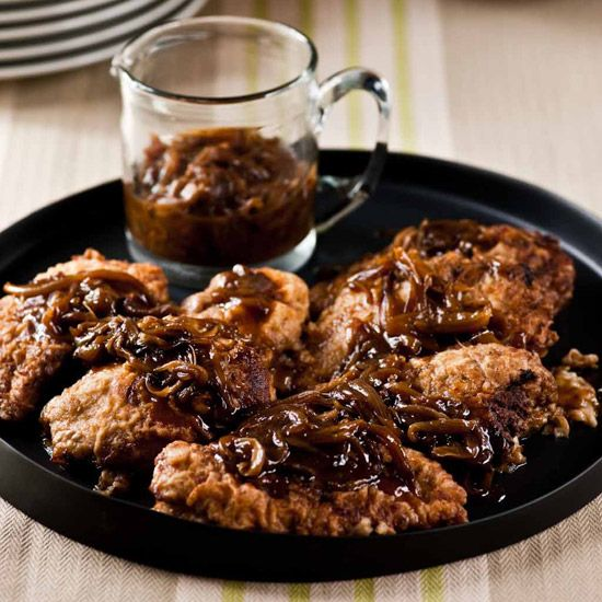 how to make good fried chicken breast