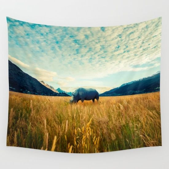 Antipodal Wall Tapestry