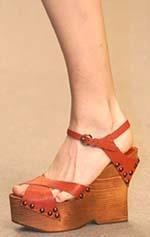 Модная обувь 2002