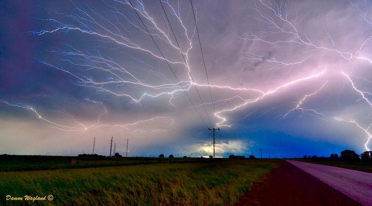 This storm was wicked, crawlers Darwin Australia.