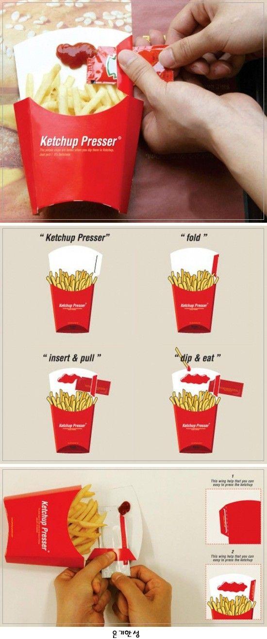 Magic Ketchup!