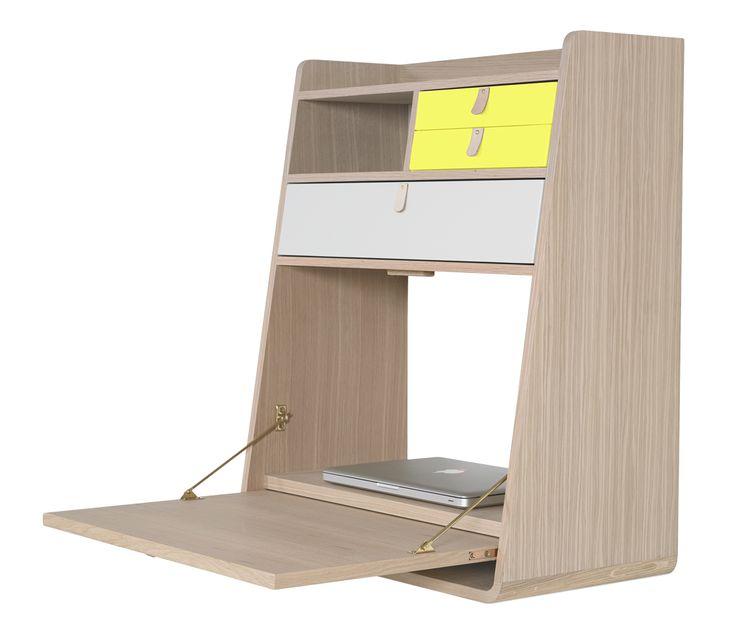 17 meilleures id es propos de mobilier peu encombrant - Bureau peu encombrant ...