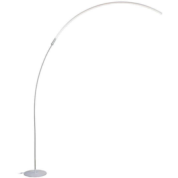 Brightech Sparq Led Arc Floor Lamp Curved