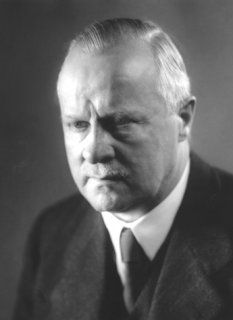 äinö Tanner (March 12, 1881, Helsinki – April 19, 1966) was a pioneer and leader in the cooperative movement in Finland, and Prime Minister of Finland from 1926 to 1927. He became Finland's leading Social Democratic Party (SDP) politician, and a strong proponent of the parliamentary system. His main achievement was the rehabilitation of the SDP after the Civil War. Väinö Tanner served as Prime Minister (1926–1927), Minister of Finance (1937–1939), Foreign Minister (1939–1945)
