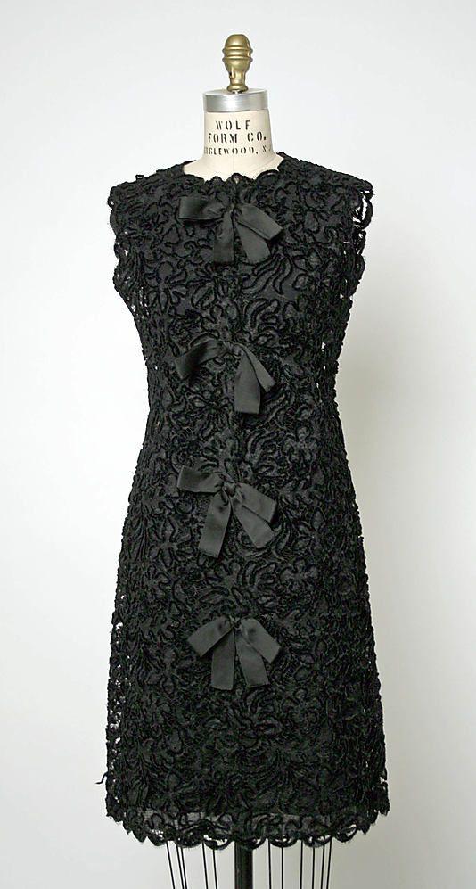 Evening dress Balenciaga 1963