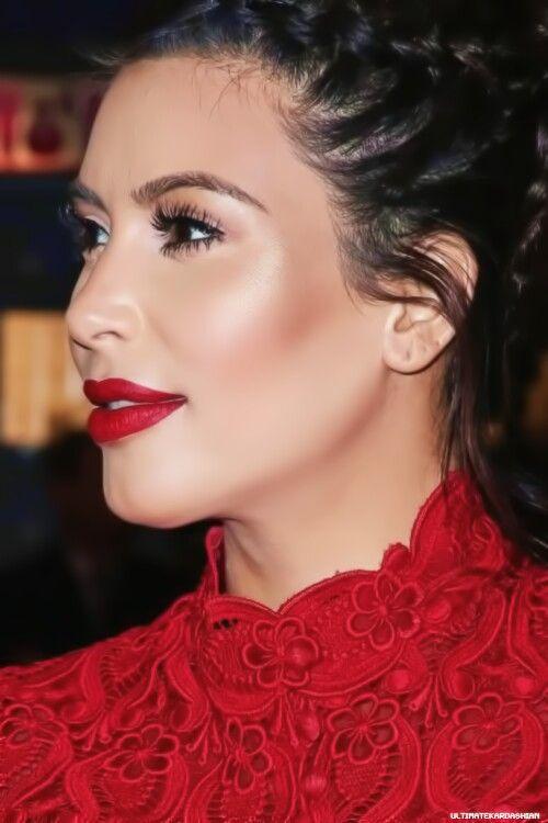 107 Best Images About Kim Kardashian Makeup Intense