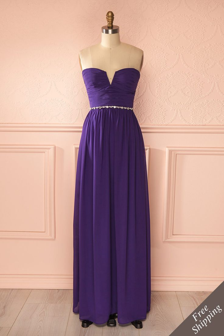 229 best vestido de dama images on Pinterest | Wedding ideas ...