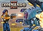 Action Commando 3 - http://www.littlemonstersgames.com/action-commando-3/ - Description   Commando returns! Having fought through hordes of enemies in Commando 2 our hero emerged victorious, ready to fight another day. Unfortunately a hero's work is never done – and so he's been called upon once more to save the day.  In Commando 3 a new enemy has emerged and ...