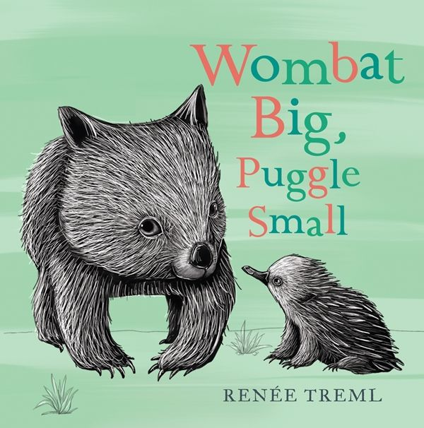 Wombat Big, Puggle Small - Reading Time