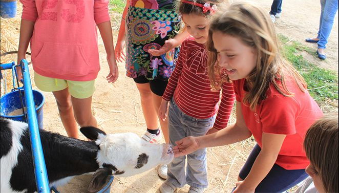 Les millors granges per anar amb nens aquest estiu. 5 granges d'animals per nens a prop de Barcelona. Visitar granges amb nens a Barcelona