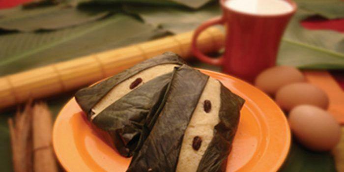 Receta de quimbolitos ecuatorianos Ecuador, Comida Latina, Spanish Food, Spanish Recipes, Sweet Treats, Pudding, Tasty, Sweets, Cooking
