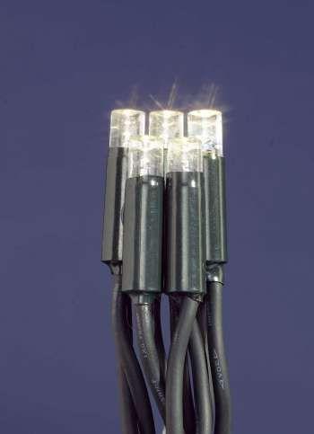 LED-Kupplungslichterkette für außen 14.4 m Beleuchtung