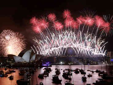 NSW police out in force for NYE