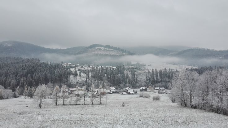 Ujsoły, województwo śląskie #góry #mountains #Polska #Poland http://www.nocowanie.pl/noclegi/ujsoly/