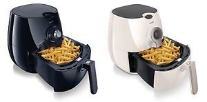 Philips-Viva-AirFryer-Low-Fat-Fryer-Multicooker-w-Rapid-Air-Technology