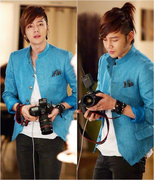 korean drama- Love Rain- Jang Geun Suk