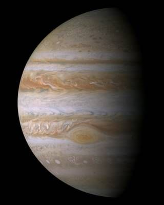 Juno will fly directly over Jupiter's Great Red Spot on July 10, just days after celebrating its first anniversary in Jupiter orbit. This will be humanity's first up-close and personal view of the planet's iconic, 10,000-mile-wide storm.