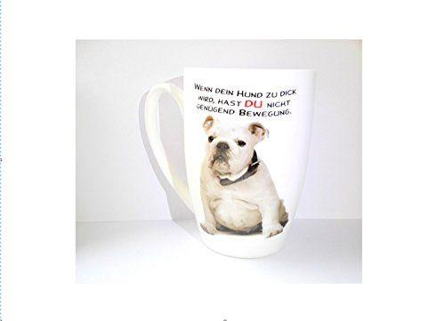 Awesome Tasse Kaffeetasse Bulldoge Dreamlife http amazon de dp