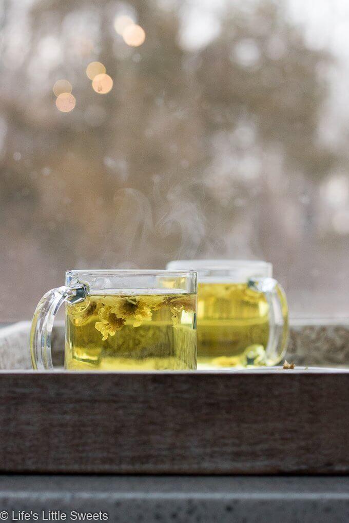 How To Make Chrysanthemum Flower Tea Recipe Flower Tea Chrysanthemum Tea Chrysanthemum Flower