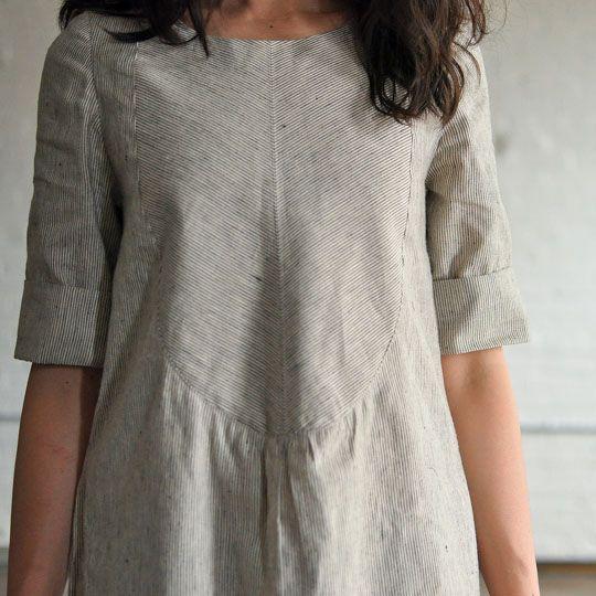 Merchant Amp Mills Dress Shirt Pattern By Make Something