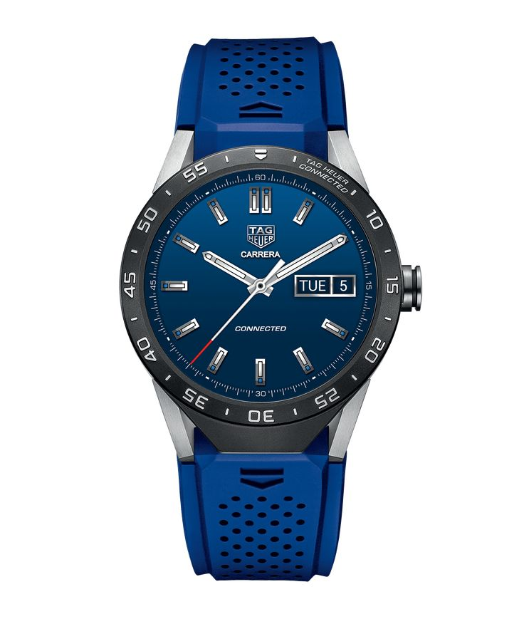TAG Heuer Connected TAG HEUER CONNECTED IP67 splash-proof - 46 mm SAR8A80.FT6058 TAG Heuer watch price